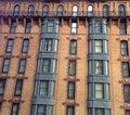 Hotel in boston Stock Image