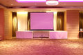 Hotel Conference Room Royalty Free Stock Photo