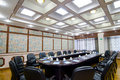 Hotel conference room Photo Royalty Free Stock Photos