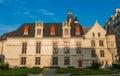 The Hotel de Sens, Paris, France. Royalty Free Stock Photo