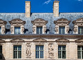 Hotel de Sully Paris France Royalty Free Stock Photos