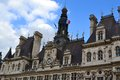 Hotel de Ville Royalty Free Stock Photo