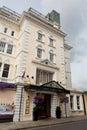 Hotel do desfiladeiro de Avon Fotografia de Stock