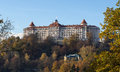 Hotel Imperial, Karlovy Vary Royalty Free Stock Images