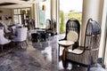 Hotel Lobby Interior Design Royalty Free Stock Photo
