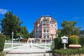 Hotel resort portschach austria am worthersee Stock Image