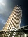 Hotel skyscraper Royalty Free Stock Photo