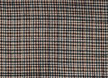 Houndstooth Check Fabric Royalty Free Stock Image