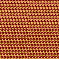 Houndstooth Pattern #6 Royalty Free Stock Photography