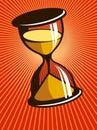 Hourglass Royalty Free Stock Photo