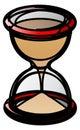 Hourglass - Illustration