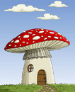 House Amanita Stock Images