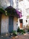 House in Antibes Royalty Free Stock Photo