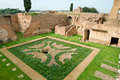 House of Augustus at the Palatine Hill in Rome Royalty Free Stock Photography