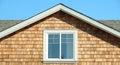 House Cedar Siding End Gable S...