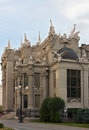House with Chimaeras, Kiev, Ukraine Royalty Free Stock Image