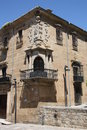 House of the dean in plasencia Royalty Free Stock Photos