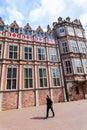 House of the Devil in Arnhem, Netherlands Royalty Free Stock Photo