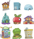 House doodle Stock Photos