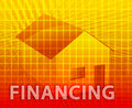 House Financing Stock Photography