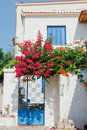House in Greece Royalty Free Stock Images