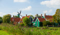 House in Holland Royalty Free Stock Photo