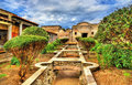 House of julia felix in pompeii italy Royalty Free Stock Photography