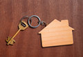 House key. Stock Image