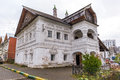 House of merchant Olisova built in XVII century, landmark