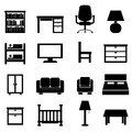 House and office furniture Stock Photo