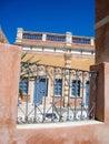House in Oia Santorini,Greece Royalty Free Stock Photo