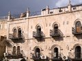 House in the Old City Jerusalem Royalty Free Stock Photography