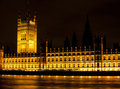 House of Parliament Royalty Free Stock Photo