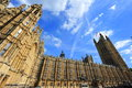 House of Parliament, London, Britain Royalty Free Stock Photos