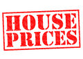 HOUSE PRICES Royalty Free Stock Photo