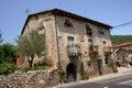House in Rioja Stock Image