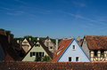 House in Rothenburg ob der tauber, Germany Royalty Free Stock Image