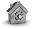 House safe Royalty Free Stock Photography