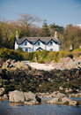 House by the sea Royalty Free Stock Photography