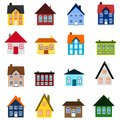 House set Royalty Free Stock Photo