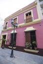 House of simon bolivar Royalty Free Stock Photo