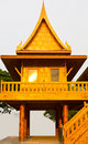 House thai style Royalty Free Stock Photography