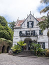 House in Tropical Garden at Monte above Funchal Madeira