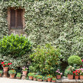 House in Tuscany Royalty Free Stock Images