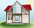 House vector Stock Images
