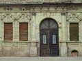 House where albert einstein lived and mileva maric in novi sad serbia Stock Images