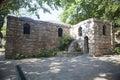 House where she lived virgin maria ephesus turkey the Stock Image