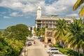 House of Wonders in Stone Town, Zanzibar City, Tanzania Royalty Free Stock Photo