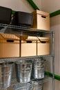 Household storage Royalty Free Stock Photo