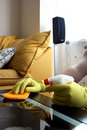 Housekeeping Stock Images